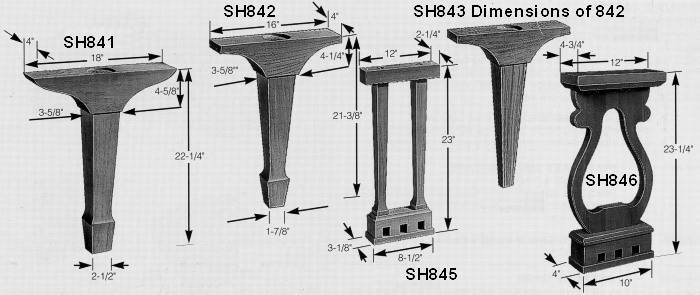 Grand piano legs and lyre for Baby grand piano size dimensions