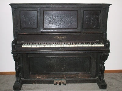 PIANO CARE AND REPAIR- How-To Table of Contents